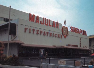 Fitzpatrick's in the late 1960s. Source: David Thornton