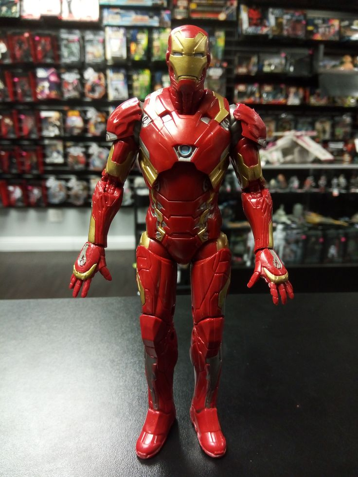 Marvel legends IronMan Mark 46 Giant Man Wave
