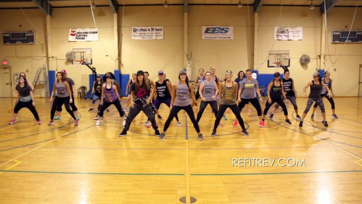 Talk about a song that makes you feel like a superhero! We love the mix of cardio and toning components in this choreography, and we love that the moves can ...