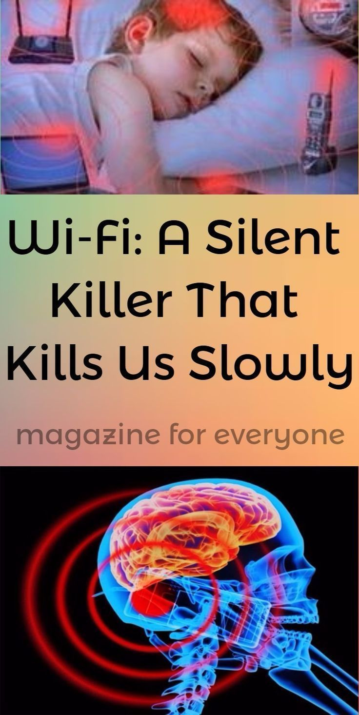 Wi-Fi router: A Silent Killer That Kills Slowly – #killer #kills #router #silent…