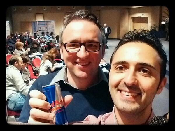#Selfie con @Marco Massara e @Danilo Pontone #Shortmaster
