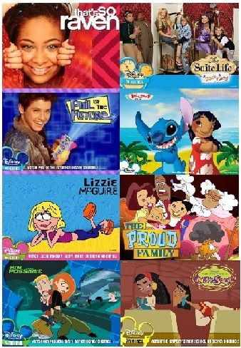 We will always and forever miss the old Disney channel shows.