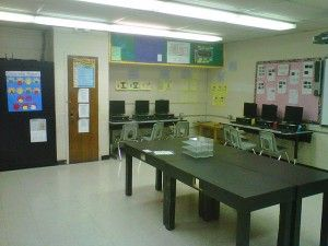 Teaching students how to use a computer lab: routines and procedures ideas
