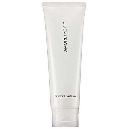 AmorePacific Treatment Cleansing Foam 4.1 oz by AmorePacific. $50.00. What it is:A hydrating and purifying facial cleanser.What it is formulated to do:AmorePacific Treatment Cleansing Foam effectively removes makeup and impurities without stripping the skin's natural protective barrier. It is ideal for normal, oily, and acne-prone skin, minimizing the appearance and severity of blemishes. Botanical extracts add gentle stimulation and energy for a refreshing effect.Wh...
