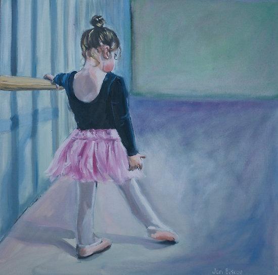 Quiet Practice by Jen  Biscoe