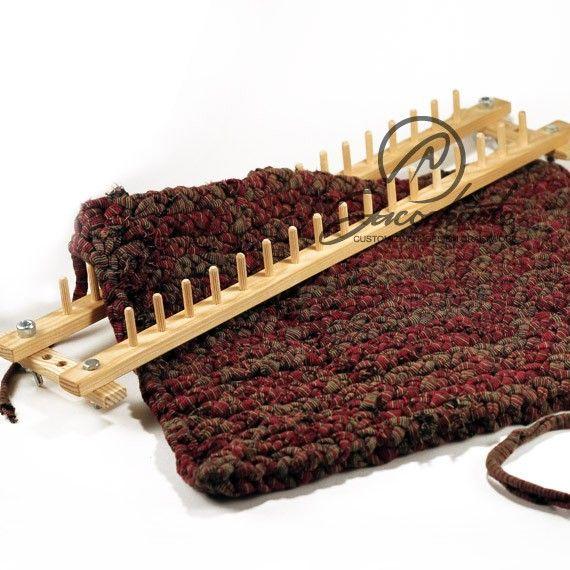 Teje tus propias bufandas o alfombras tipo granny square for Tipos de alfombras