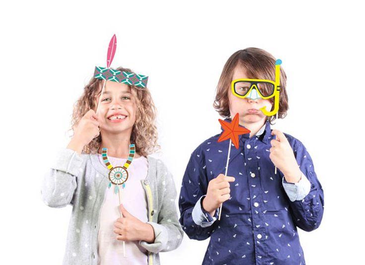 Accesorii cu modele pentru copii, Propsurile sunt ideale pentru o petrecere tematica si permit copiilor sa-si descopere vocatia intr-un mod jucaus si creativ. Mindblower.ro