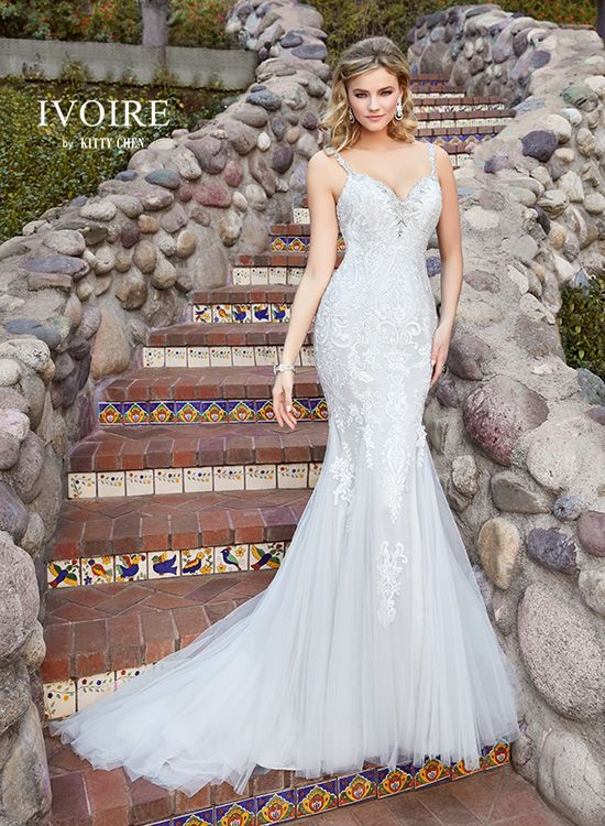 Wedding Dresses | Bridal Gowns | KittyChen Couture - Marquesa
