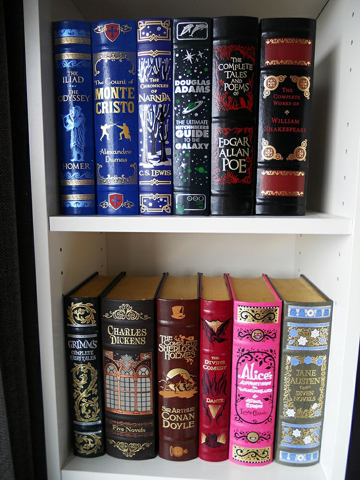 Barnes noble leather bound classic collectionwant