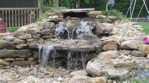 Ponds And Pondless Water Features For Sale | The Pond Doctor