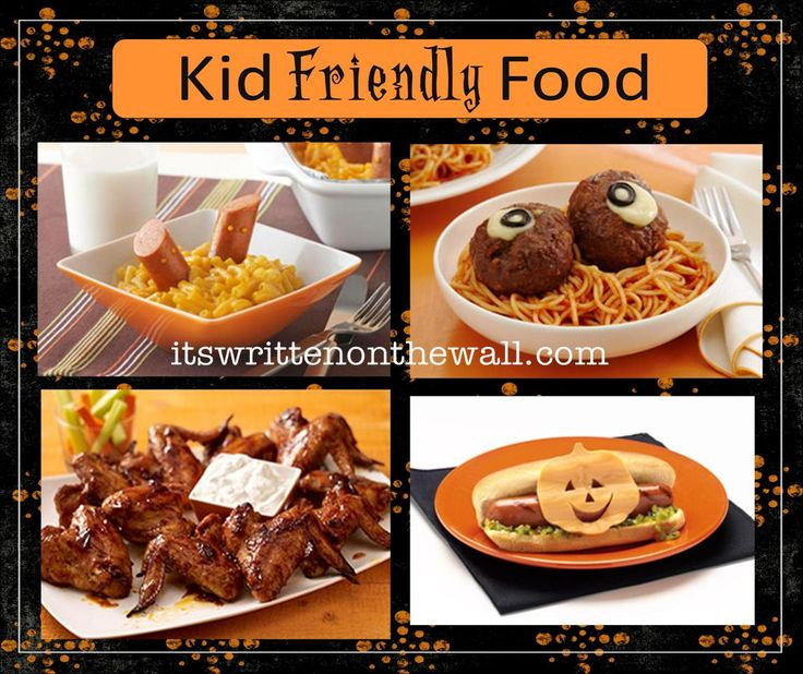 Get some Kid Friendly #HalloweenFood and make everyone happy at your #HalloweenParty