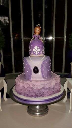 Cake Princess Sofia
