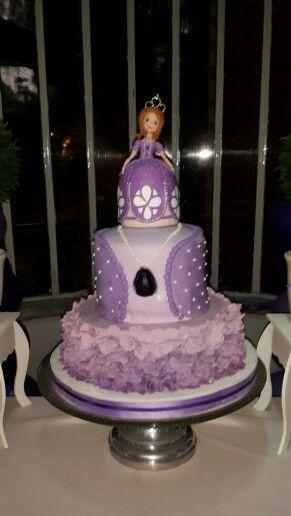 Cake Princess Sofia