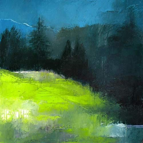 1000 Ideas About Abstract Landscape On Pinterest