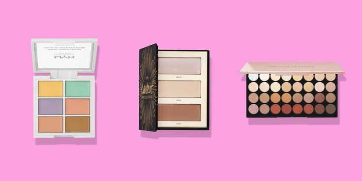 The 5 Best of the Best Makeup Palettes Under $25