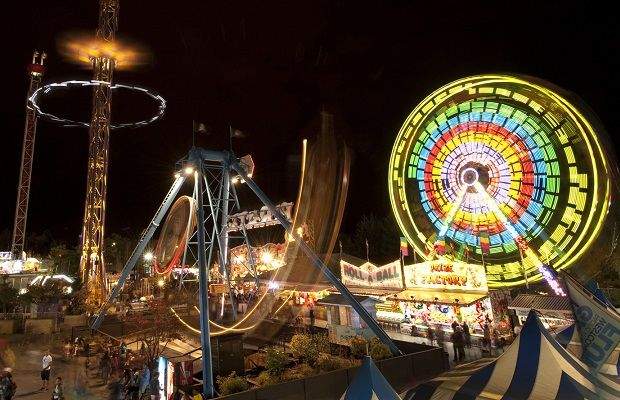Check out Vancouver's Biggest Fair - The PNE. Usually runs the end of August.