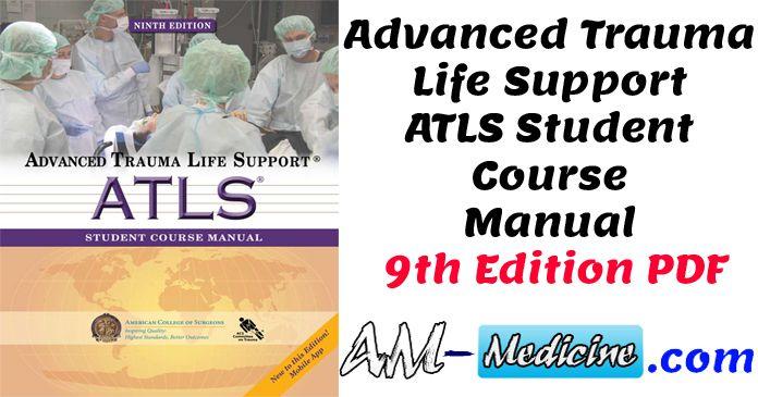 Atls Student Manual Pdf
