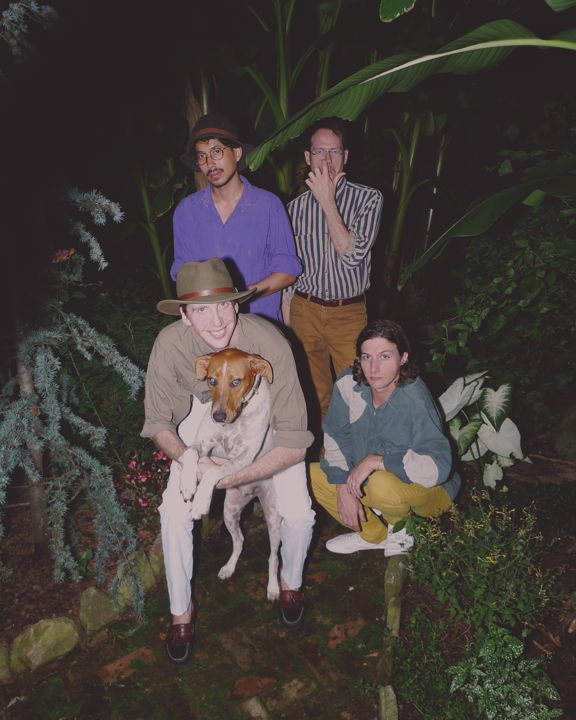 NEWS: The indie rock band, Deerhunter, have announced a fall tour in the United States, UK and Europe, with Atlas Sound. The tour will be in support of their new album, Fading Frontier. You can check out the dates and details at http://digtb.us/1NLFQ7e