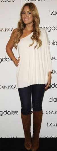 love this outfit! Slightly obsessed with Lauren Conrad's style. :)