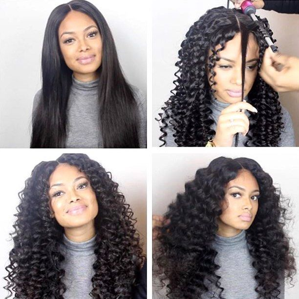 30 Wand Curls Middle Part Hairstyles Hairstyles Ideas Walk The
