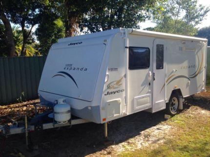 2009 Jayco Expanda   Caravans   Gumtree Australia Clarence Valley - Iluka   1113169305