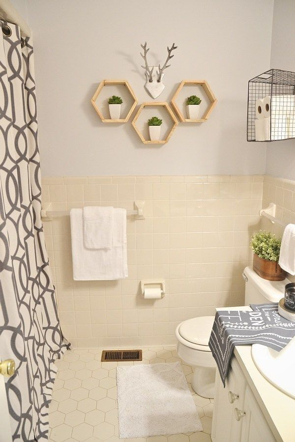 30+ Brilliant Bathroom Wall Décor Ideas That Will Awesome ...