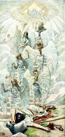Лестница Иакова — Википедия