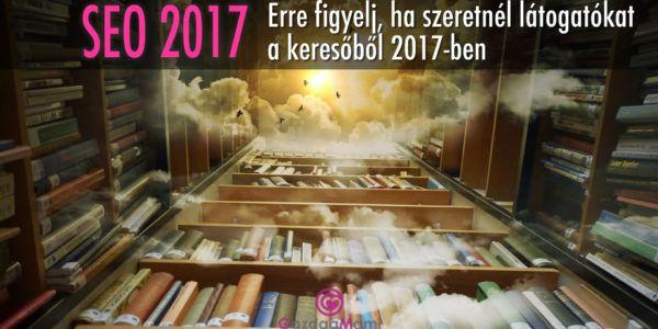 SEO 2017: Erre figyelj, ha szeretnél látogatókat a keresőből 2017-ben   tANYUlj és gazdagodj!