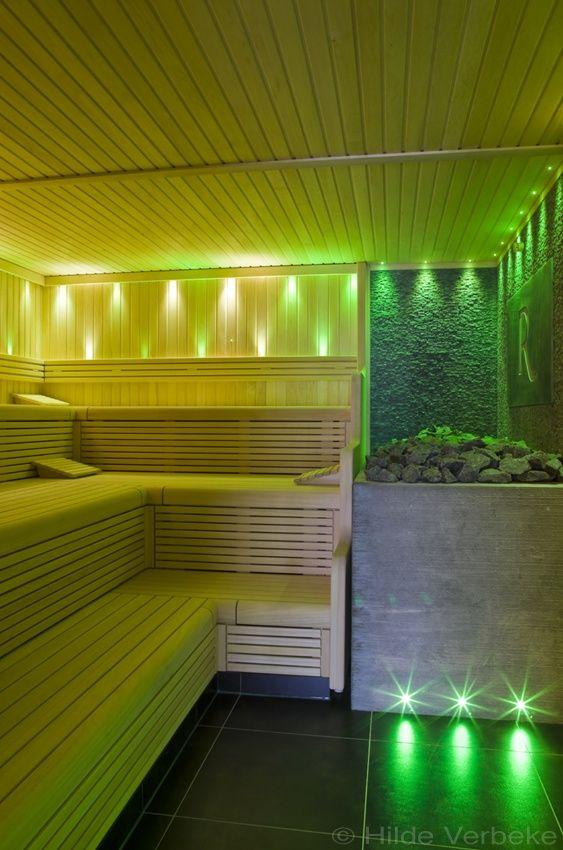 sauna 3 | De Mooiste Zwembaden