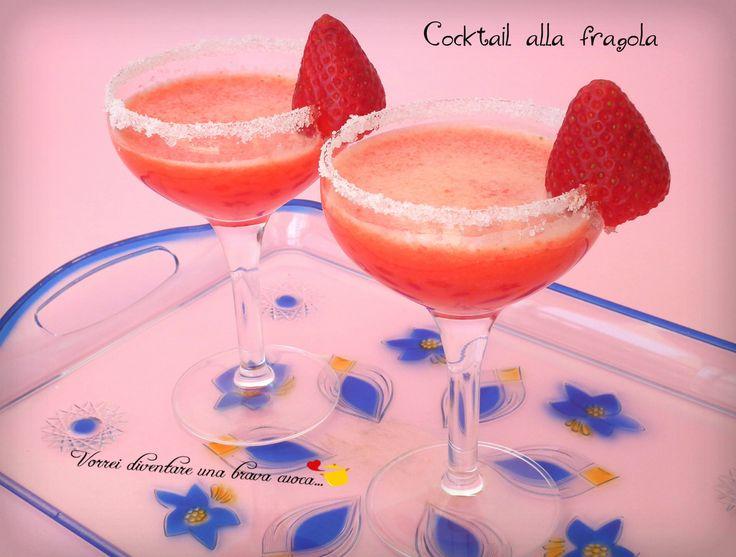 Cocktail alla fragola2
