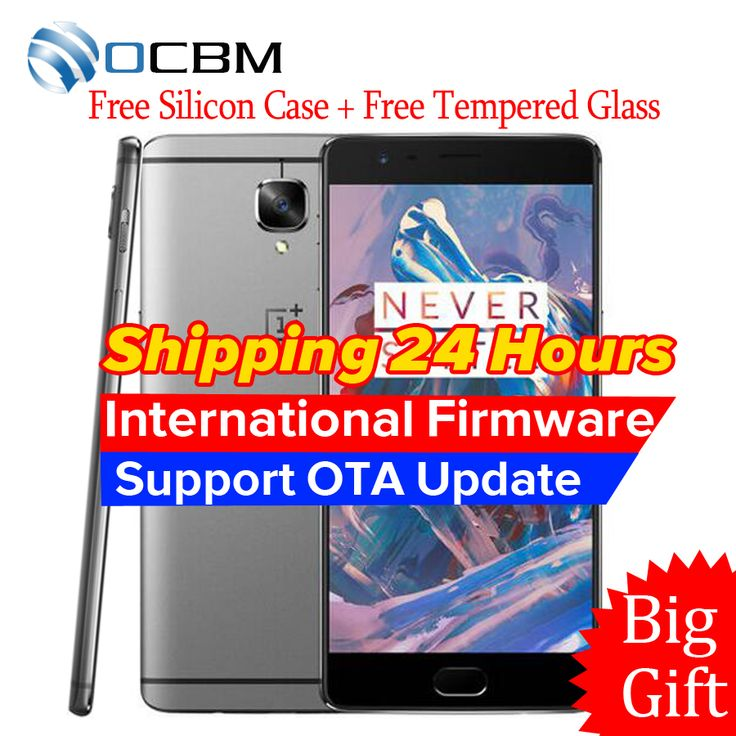 =>Sale onOriginal Oneplus 3 Three A3000 6GB RAM 64GB ROM Snapdragon 820 Quad Core 5.5FHD Android 6.0 4G LTE Mobile Phone FingerprintOriginal Oneplus 3 Three A3000 6GB RAM 64GB ROM Snapdragon 820 Quad Core 5.5FHD Android 6.0 4G LTE Mobile Phone FingerprintLow Price Guarantee...Cleck Hot Deals >>> http://id237918650.cloudns.ditchyourip.com/32682832874.html images