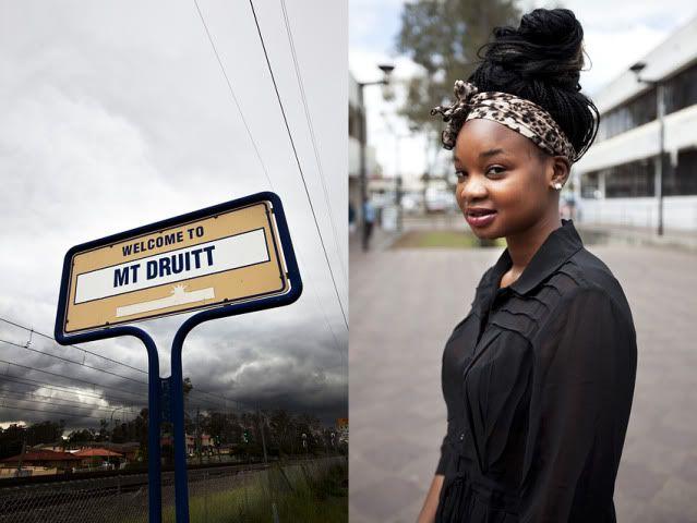 52 suburbs: Suburb No 54, Mt Druitt