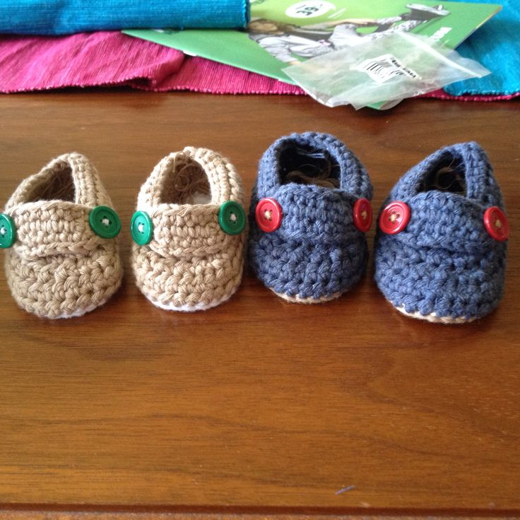 Baby shoes for my sisters baby.