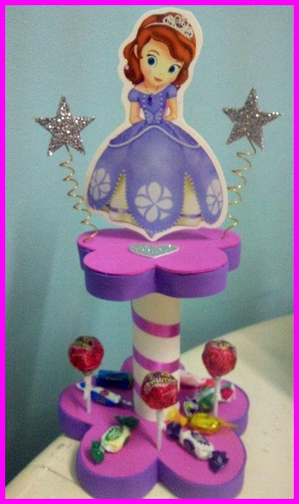 1000 ideas about decoracion de princesa sofia on for Decoracion de princesas