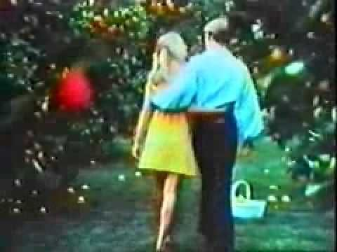 "Love's Fresh Lemon Cleanser commercial 1970, featuring ""Wear your love like lemon"" song by Donovan Leitch"