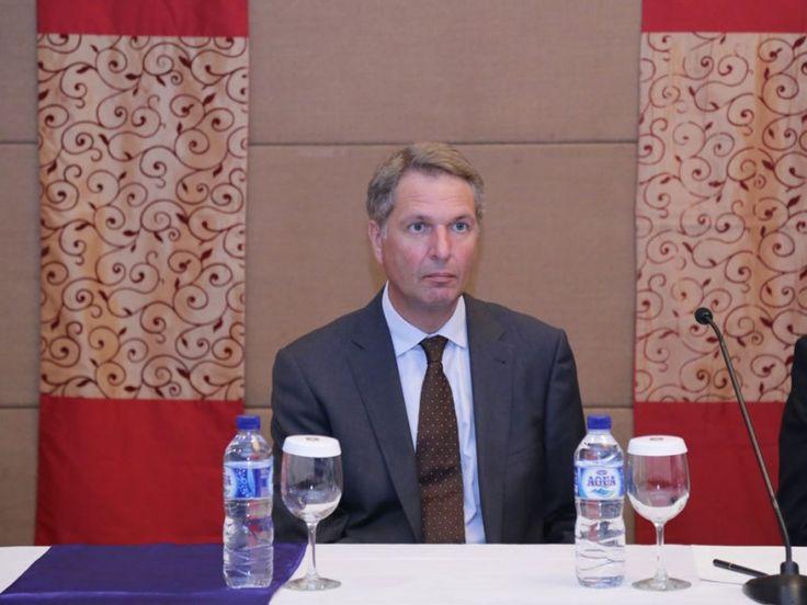 Dubes Belanda untuk Indonesia, Rob Swartbol