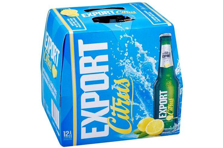 Export Citrus Beers