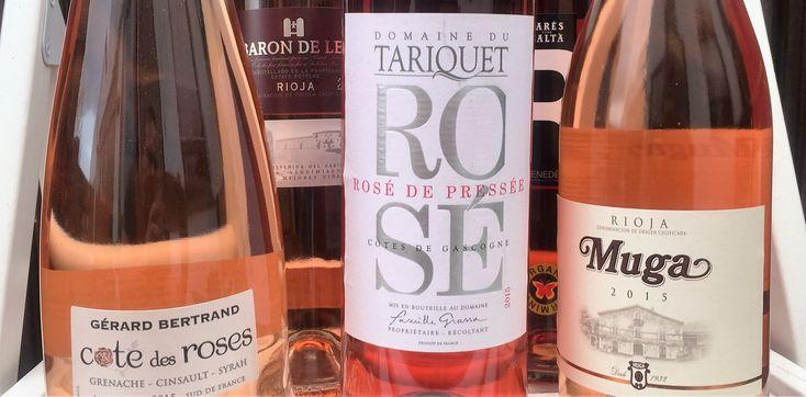 Nær bleika byltingin til Íslands 2016? #wine #rose #rosewine