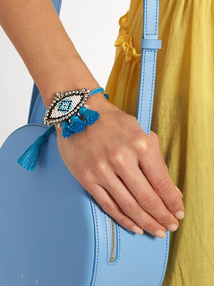 Hippie Athna evil-eye bracelet | Shourouk | MATCHESFASHION.COM US