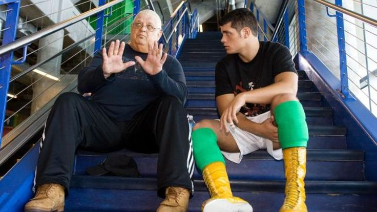 Cody Rhodes posted his eulogy for his father, Dusty Rhodes, on his Twitter account today. Reach the touching tribute here.