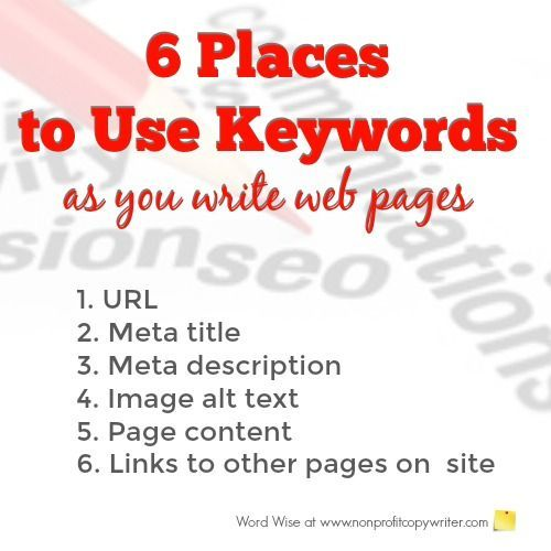 best tips for writing tight images book writing  6 places to use keywords when you re writing web pages and writing web content