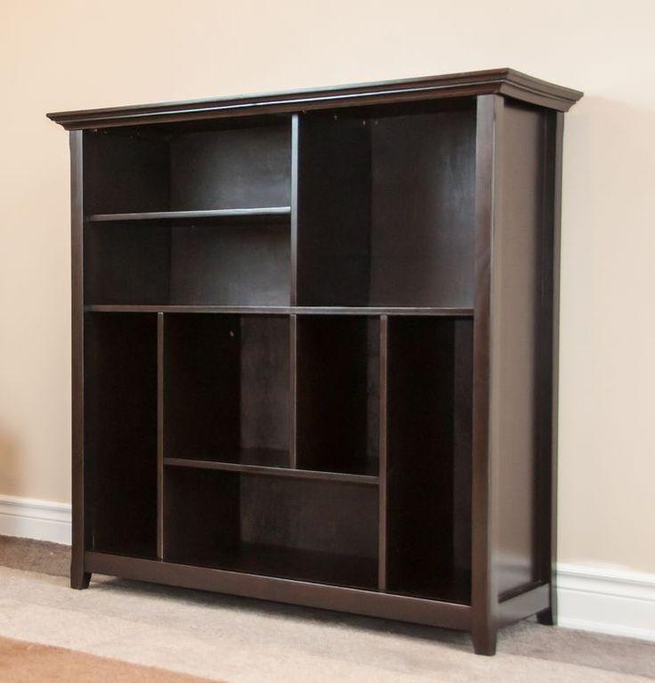 amherst crazy cube storage bookcase bookcases. Black Bedroom Furniture Sets. Home Design Ideas