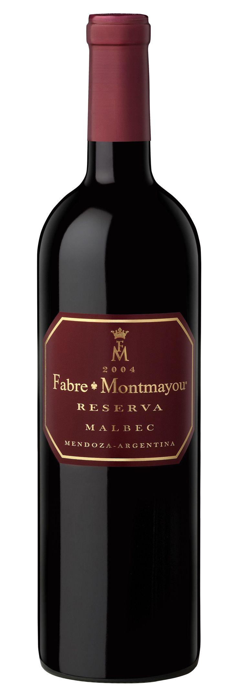 Malbec 2011 *Reserva* - Bodega Fabre Montmayou, Luján de Cuyo, Mendoza, Argentina ------------------ Terroir: Vistalba (Luján de Cuyo) - Mendoza, Argentina --------------------- Crianza: 40 % del vino durante 12 meses en barricas de roble francés