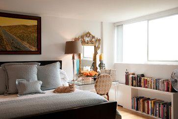 Turtle Creek High-Rise Condo - traditional - Bedroom - Dallas - Wesley-Wayne Interiors, LLC