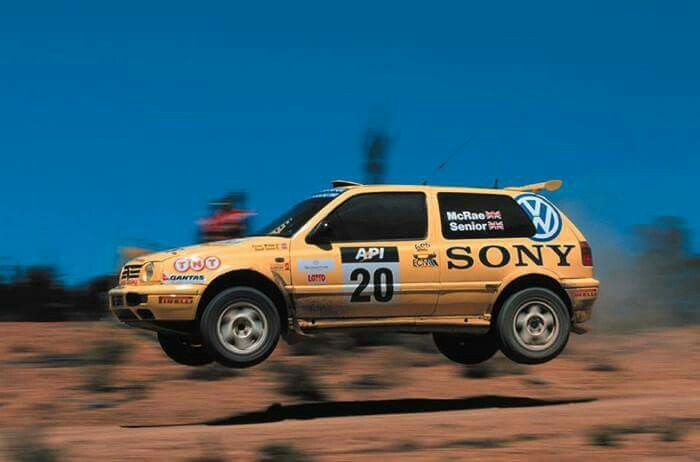 Volkswagen Golf Mk3 Rally