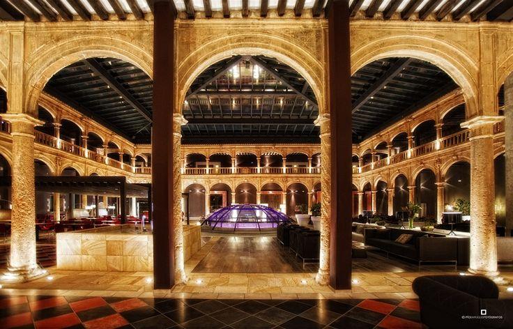Hotel Termal Burgo De Osma -Soria, Castilla y León.
