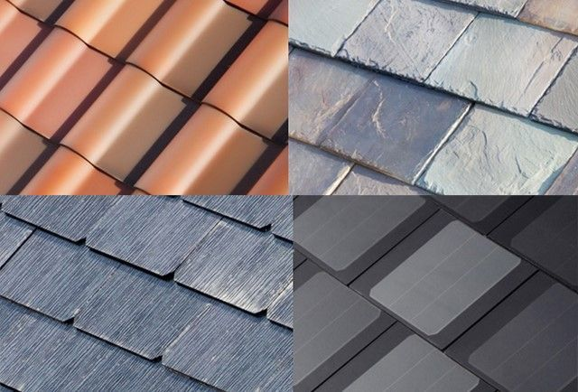 PV Solar Shingles Roof from Tesla: Evolution of Solar Roofing: Current Options & Costs - RoofingCalc.com - Estimate your Roofing Costs