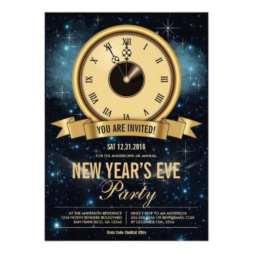 17 best NYE Flyers, Posters And Invitation Templates images on - new year brochure template