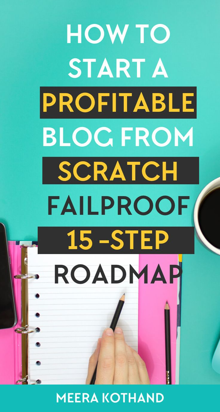 Why starting your first blog doesn't have to be a struggle. Get the 15-step fail-proof roadmap - Meera Kothand — Blogging & digital marketing strategy for bloggers & solopreneurs