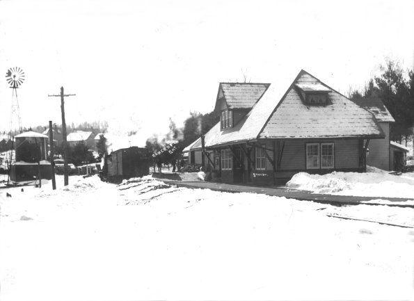 Bancroft - Irondale Modules . Station.